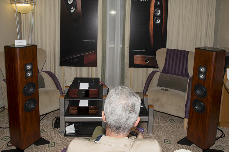 Hifi Show 2018 - Core Audio