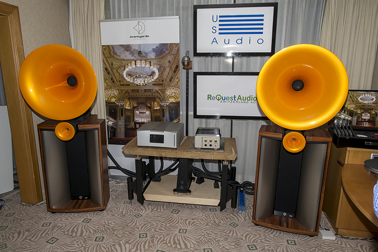 Hifi Show 2018 - Core Audio 2